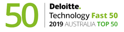 deloitte tech fast 50 winner nexacu